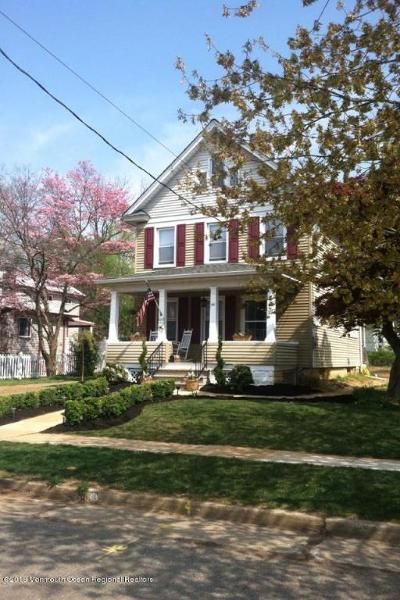 Freehold Single Family Home For Sale: 46 W George Street