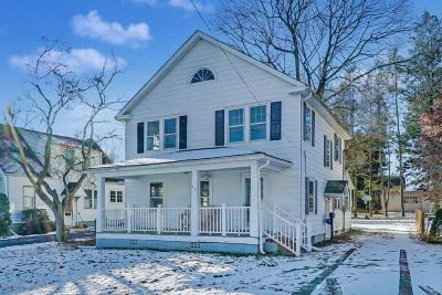Freehold Single Family Home For Sale: 46 Hull Avenue