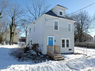 Asbury Park Single Family Home For Sale: 4 Avenue A