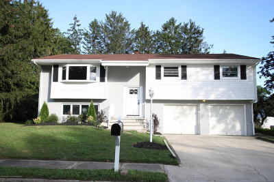 Neptune Township Single Family Home For Sale: 10 Brixton Place