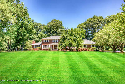 Middletown Single Family Home For Sale: 11 Page Drive
