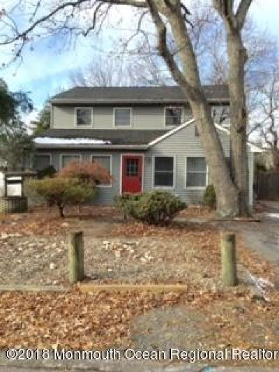 Brick Single Family Home For Sale: 710 Western Lane