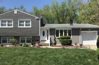 Hazlet Single Family Home Under Contract: 31 Dartmouth Drive
