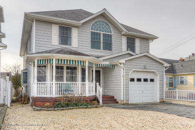 Lavallette Single Family Home For Sale: 213 Norman Court