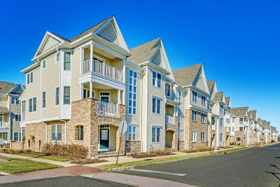 Long Branch Condo/Townhouse For Sale: 2 McKinley Street