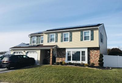 Howell Single Family Home For Sale: 6 Eric Drive