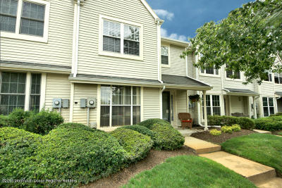Howell Condo/Townhouse For Sale: 316 Balsam Court