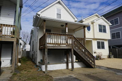 Seaside Heights Single Family Home For Sale: 212 Webster Avenue