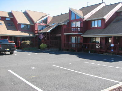 Seaside Heights Condo/Townhouse For Sale: 129 Fremont Avenue #A5