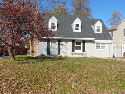 Neptune Township Single Family Home For Sale: 1220 5th Avenue