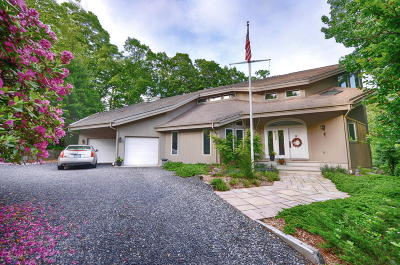 Brick Single Family Home Under Contract: 625 Turkey Point Road
