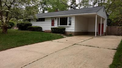 Neptune Township Single Family Home For Sale: 29 Roberts Drive