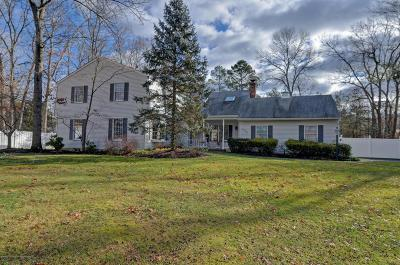 Toms River NJ Single Family Home For Sale: $544,000