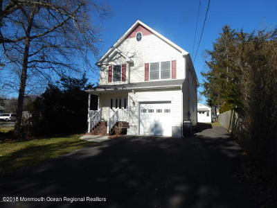 Toms River Single Family Home For Sale: 303 Elizabeth Avenue