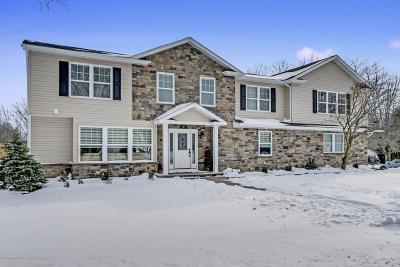 Marlboro Single Family Home For Sale: 161 Gordons Corner Road