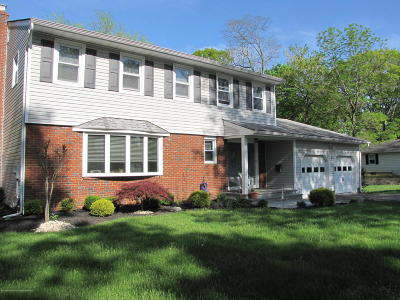 Freehold Single Family Home For Sale: 38 Morris Street