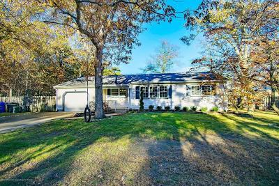 Brick Single Family Home For Sale: 872 Burnt Tavern Road