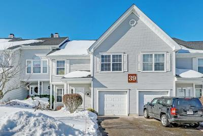 Toms River Condo/Townhouse For Sale: 3904 Galloping Hill Lane