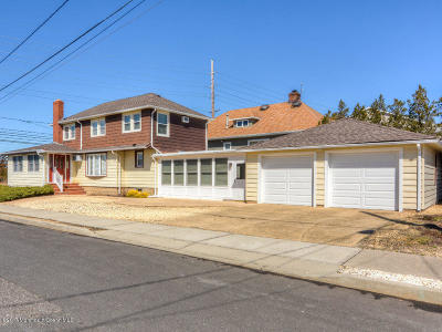 Seaside Park Single Family Home For Sale: 112 S Bayview Avenue