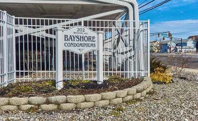 Seaside Heights Condo/Townhouse For Sale: 202 Webster Avenue #8