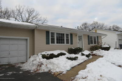 Brick Single Family Home For Sale: 542 California Avenue