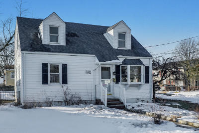 Hazlet Single Family Home For Sale: 123 Essex Avenue