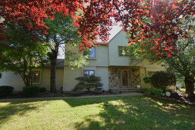 Freehold Single Family Home For Sale: 72 Redwood Lane