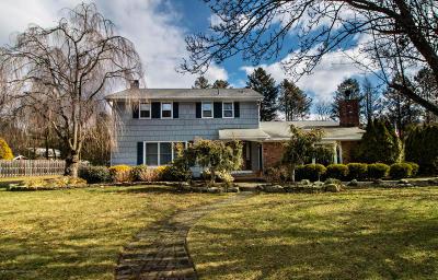Wall Single Family Home For Sale: 2206 Cardinal Drive