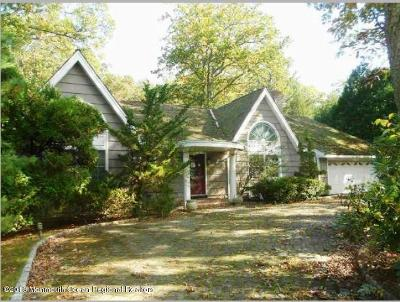 Brielle Single Family Home For Sale: 648 Oceanview Road
