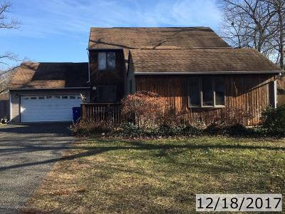 Toms River NJ Single Family Home Under Contract: $314,900