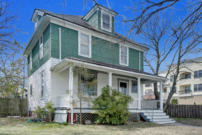 Belmar Single Family Home For Sale: 611 8th Avenue