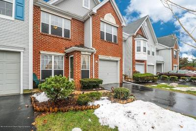 Monmouth County Condo/Townhouse For Sale: 79 Daniele Drive