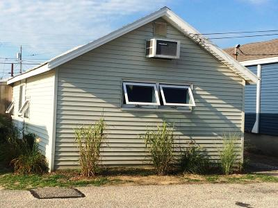 Seaside Park Single Family Home For Sale: 18 2nd Lane #63