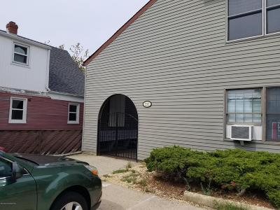 Seaside Heights Condo/Townhouse For Sale: 232 Blaine Avenue #1