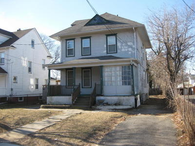 Long Branch Single Family Home For Sale: 202 Liberty Street