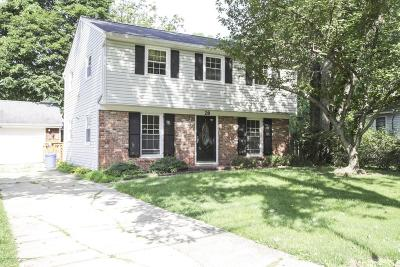 Red Bank Single Family Home Under Contract: 28 Mulberry Street