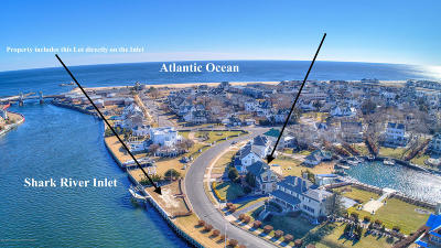 Avon-by-the-sea, Belmar Single Family Home For Sale: 40 Inlet Terrace