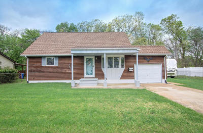 Jackson Single Family Home For Sale: 40 Villanova Drive