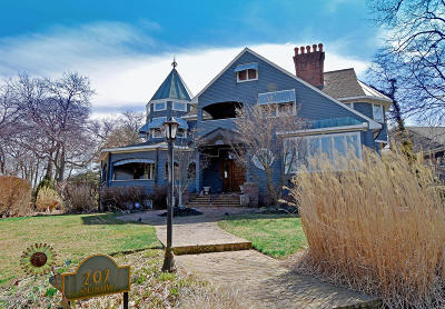 Spring Lake Single Family Home For Sale: 207 South Boulevard