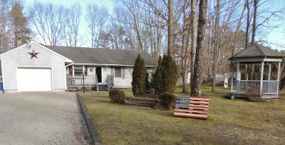 Jackson Single Family Home For Sale: 105 S Stump Tavern Road