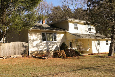 Brick Single Family Home For Sale: 743 Point View Road