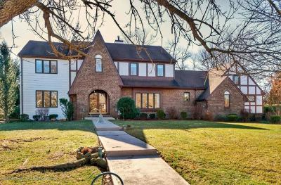 Wall Single Family Home Under Contract: 2807 Williamsburg Drive