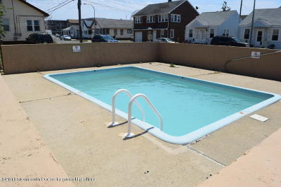 Seaside Heights Condo/Townhouse For Sale: 1210 Boulevard #B7