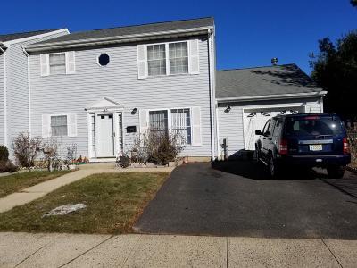 Long Branch Condo/Townhouse For Sale: 145 Lippincott Avenue
