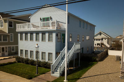 Seaside Park Multi Family Home For Sale: 22 H Street