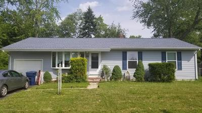 Neptune Township Single Family Home For Sale: 28 Maplecrest Drive