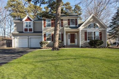 Toms River NJ Single Family Home For Sale: $447,000