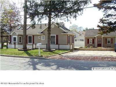 Toms River Single Family Home For Sale: 522 Princess Court #A