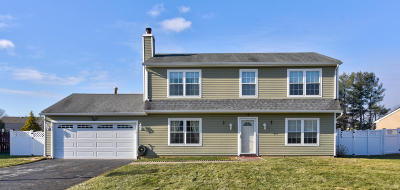 Monmouth County Single Family Home For Sale: 19 Cherry Hill Lane