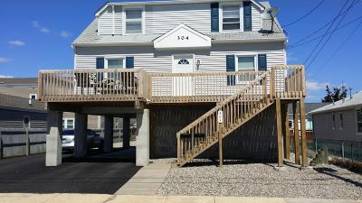 Seaside Heights Multi Family Home For Sale: 304 Sampson Avenue